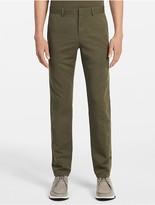 Calvin Klein Linen Cotton Chino Pants
