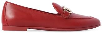 Salvatore Ferragamo 10mm Trifoglio Leather Loafers