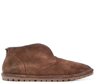 Marsèll Round Toe Ankle Boots