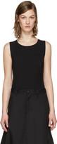 Y-3 Black Sleeveless Bodysuit
