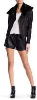 Doma Genuine Leather Short