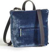 Jigsaw Mini Stevie Velvet Backpack