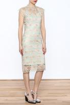 Babel Fair Lace Shift Dress