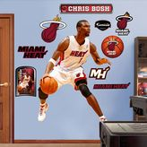 Fathead Miami Heat Chris Bosh Wall Decals