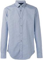 HUGO BOSS printed shirt - men - Cotton - L