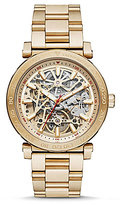 Michael Kors Greer Automatic Bracelet Watch
