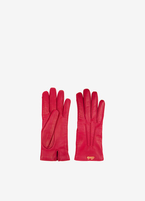 Bally Infinity Buckle Gloves