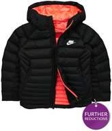 Nike Toddler Girl Nsw Hooded Jacket