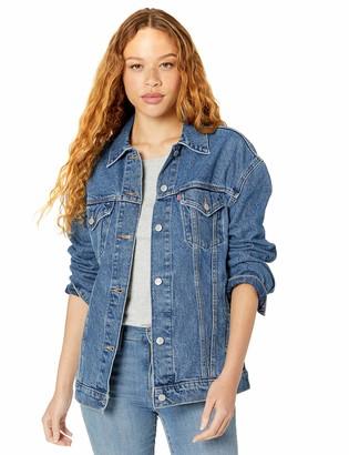 Levi's Women's Baggy Trucker Outerwear