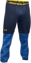 "Under Armour Men's 21.5"" Compression Cropped Tights"