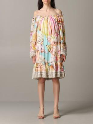 Blumarine Dress Printed Dress