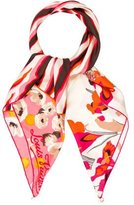 Louis Vuitton Patchwork Triangle Scarf