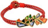Tory Burch Parrot Bungee Bracelet