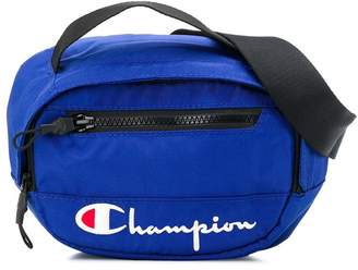 Champion logo embroidered belt bag