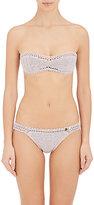 She Made Me Women's Essential Cotton Bandeau Bikini Top