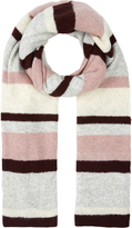 Monsoon Storm Brushed Stripe Scarf