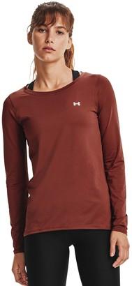 Under Armour Women's HeatGear Long Sleeve Top