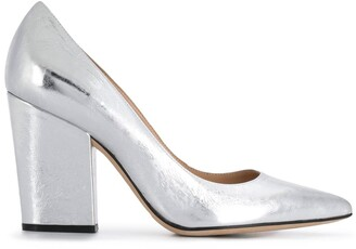 Sergio Rossi Pointed 90 Mm Pumps