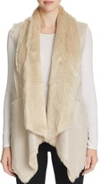 Calvin Klein Faux Shearling Vest - 100% Bloomingdale's Exclusive