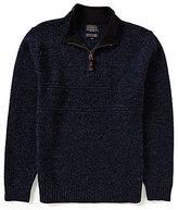 Pendleton Shetland Half-Zip Pullover