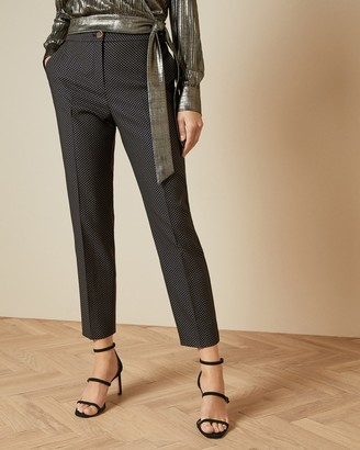 Ted Baker NEOLAAT Jacquard suit pants