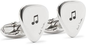 Paul Smith Silver-Tone Cufflinks
