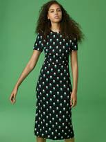 Diane von Furstenberg Crewneck Dress
