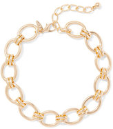 New York & Co. Oval Link Necklace
