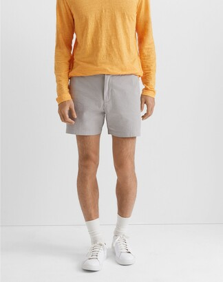 "Club Monaco Jax Seersucker 5"" Shorts"