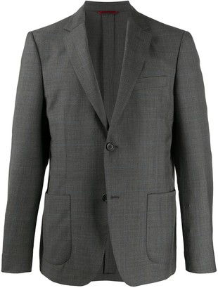 Fay Classic Tailored Blazer