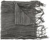 Greg Lauren pleated scarf