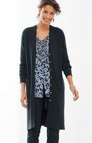 J. Jill Long Favorite Cardigan