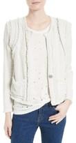 IRO Women's Aidan Tweed Blazer