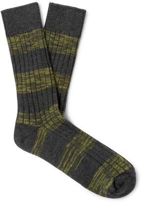 Melange Home The Workers Club Merino Wool Socks