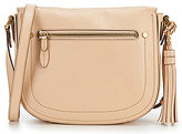 Cole Haan Tasseled Saddle Cross-Body Bag
