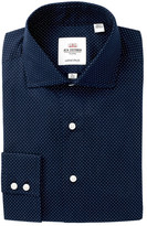 Ben Sherman Kings Dot Tailored Slim Fit Dress Shirt