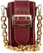Burberry Oblong Belt Bag