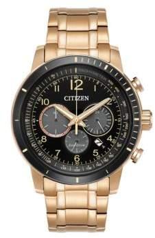 Citizen Eco-Drive Chronograph Analog Watch