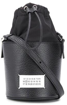Maison Margiela Number Logo Bucket Bag