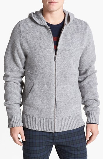 The North Face 'Chikeric' Zip Front Sweater Hoodie