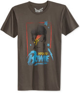 New World Men's David Bowie Graphic-Print T-Shirt