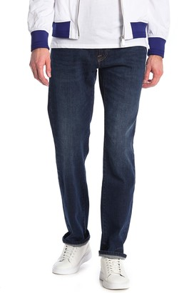 "Lucky Brand 221 Straight Leg Jeans - 30-34"" Inseam"