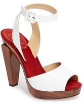 Christian Louboutin Women's Soclo Ankle Strap Sandal