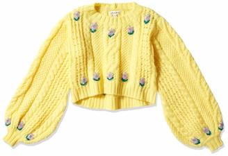 For Love & Lemons Women's Sweater