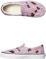 Vans Kids Classic Slip On Shoe Glitter Icecream