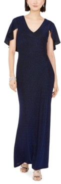 Jessica Howard Capelet Gown