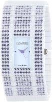 Haurex Women's WX368DWW Honey PC White Watch