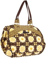 Petunia Pickle Bottom Wistful Weekender Tote,Blissful Buttercup,One