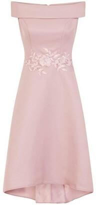 Chi Chi Bardot Dip Hem Dress