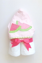 3 Marthas Watermelon Hooded Towel